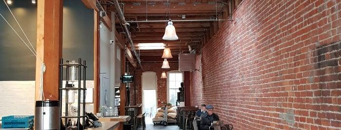 Sextant Coffee Roasters is one of Coffee Roasters in SF 2019.