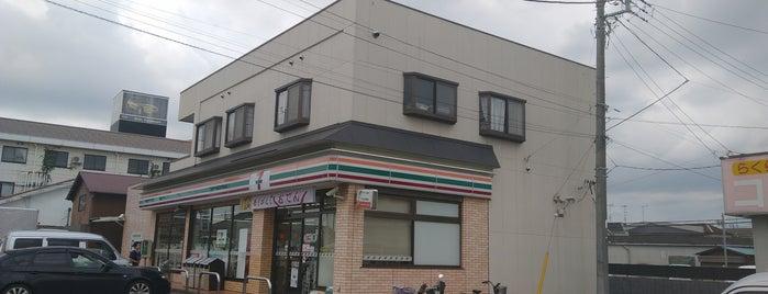 7-Eleven is one of Funabashi・Ichikawa・Urayasu.