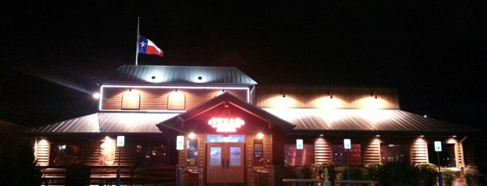 Texas Roadhouse is one of Lugares favoritos de Jorge.