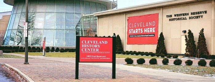 Cleveland History Center is one of CBS Sunday Morning 2.