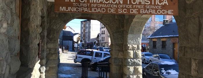 Secretaría de Turismo de Bariloche is one of Bariloche Travel Trip.