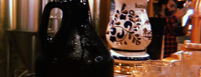 Cervecería Kunstmann is one of BRI.