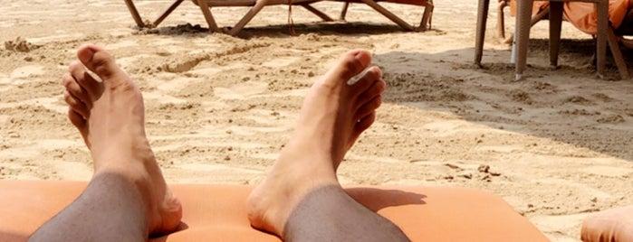 Anantara Beach is one of Tempat yang Disukai Samah.