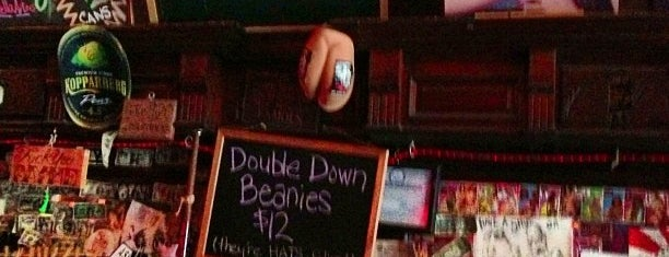 Double Down Saloon is one of Drinkup - Monday's a Holiday!.