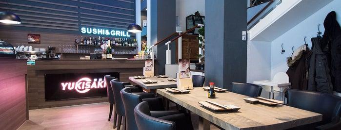 Yukisaki-Sushi & Grill is one of Wuppertal et al..