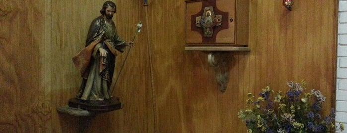 Parroquia Cristo de Emaús is one of mis lugares.