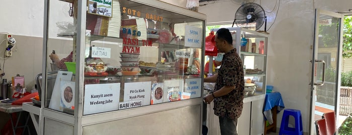 Nasi Campur Kenanga Atrium is one of Jakarta restaurant.