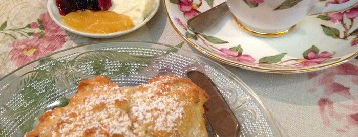 Victorian Tea Room is one of LI Places Bucket List:.