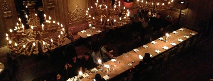 Buddakan is one of New York Spots.