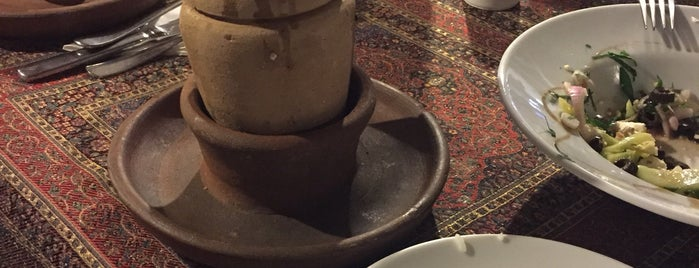 Anatolian Kitchen is one of Tempat yang Disukai Nastya.