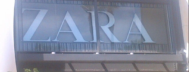 Zara is one of Los Angeles.