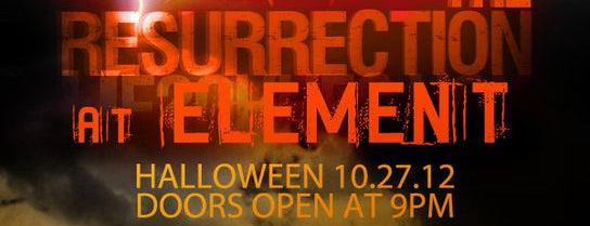 Element is one of Joonbug's Weekly Parties!.