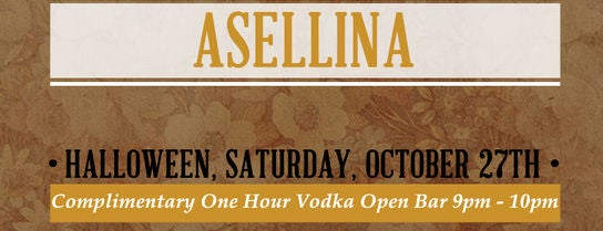 Asellina is one of Joonbug's Weekly Parties!.