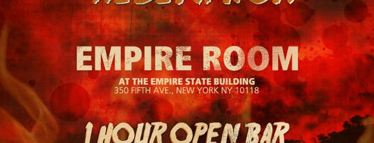 The Empire Hotel Rooftop is one of Joonbug's Weekly Parties!.