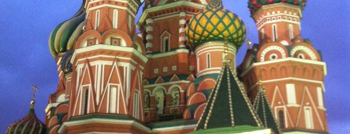 St. Basil's Cathedral is one of Oldum...