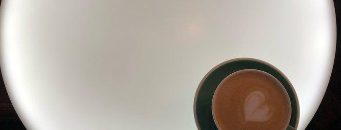 Міське кафе «Белый шум» is one of попить кофе.