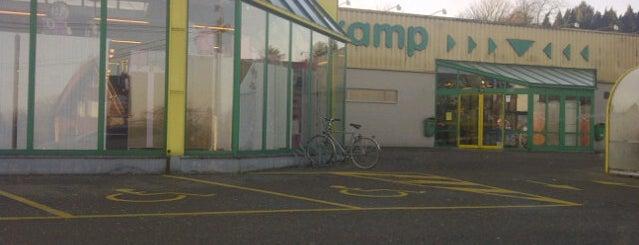 Unikamp is one of Uitstap idee.