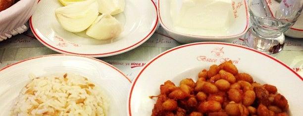 Bizce Ortaköy Kuru Fasulyecisi is one of Restaurant-Cafe.