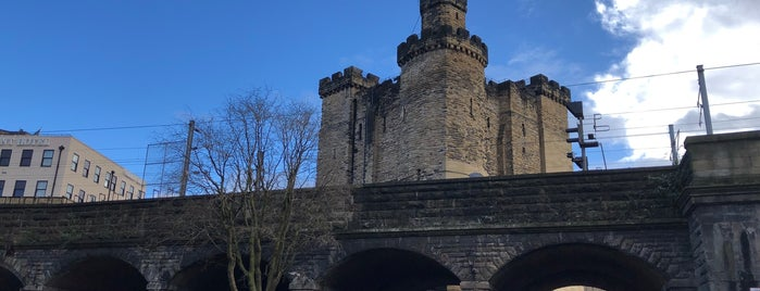Castle Keep is one of Paranormal Sights.