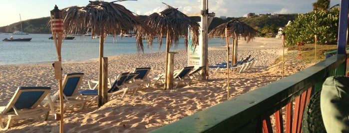 Roy's Bayside Grill is one of Anguilla.