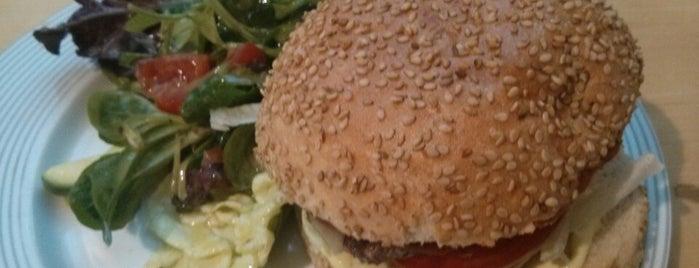 BioBuffet is one of Burger in Berlin.