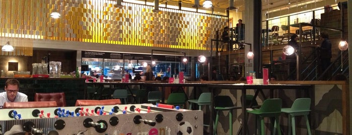 Wahaca is one of Good for big groups.
