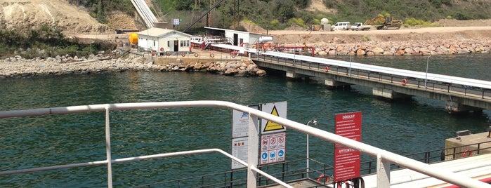 Sadaş Gebze Terminali is one of Emrah: сохраненные места.