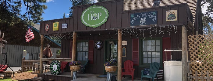 Hop in the Spa is one of Portland.