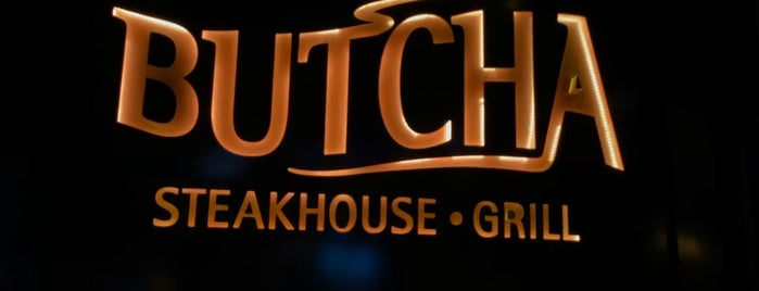 Butcha Steakhouse and Grill is one of Lugares favoritos de Dema.