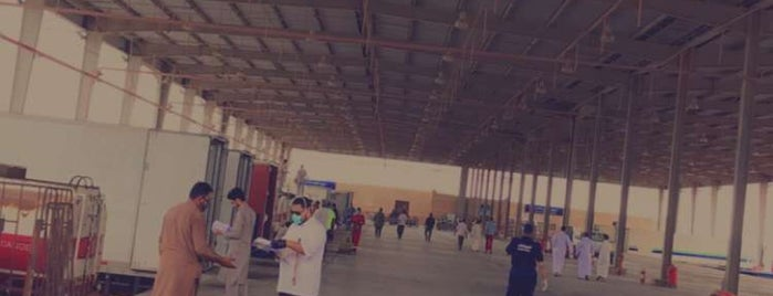 Saudi - UAE Borders is one of Salim : понравившиеся места.