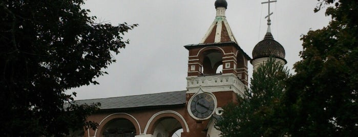Спасо-Евфимиев монастырь is one of Russia10.