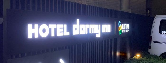 ドーミーインPREMIUM渋谷神宮前 is one of Tokyo.