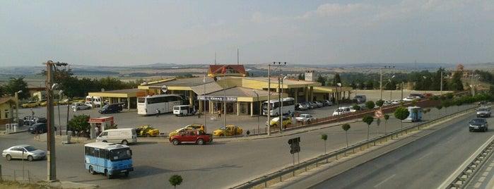 Keşan Şehirler Arası Otobüs Terminali is one of AVM Ler.