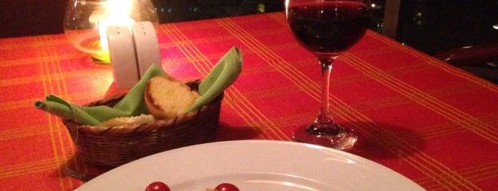 Aransaya Restaurant is one of Lugares favoritos de Paola.