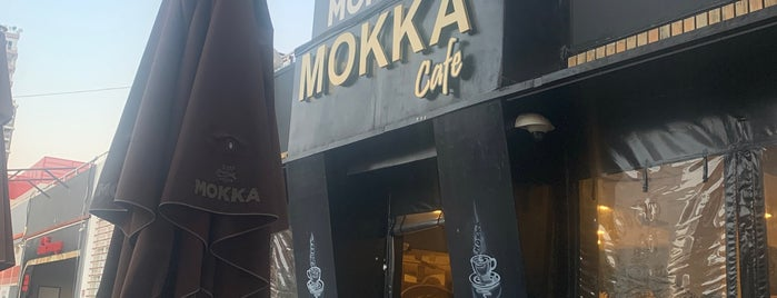 Cafe Mokka is one of انطاليا.
