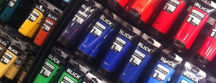 Blick Art Materials is one of Manhattan!.