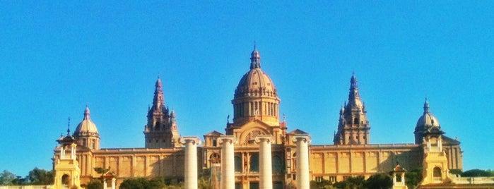 Museu Nacional d'Art de Catalunya (MNAC) is one of Barcelona in a weekend.