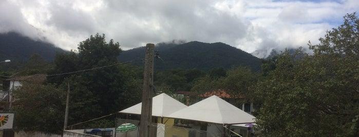 Pousada Atiaia is one of Ilhabela.