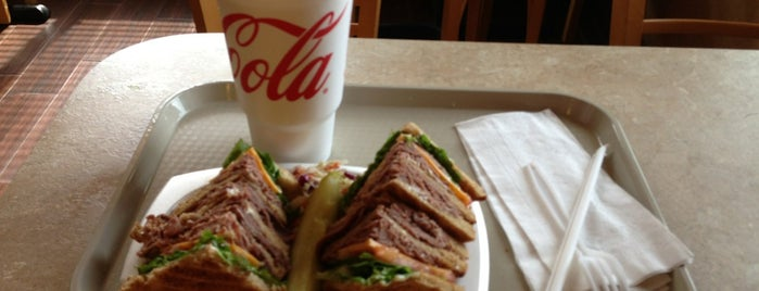 Mayas Deli is one of USA 5.