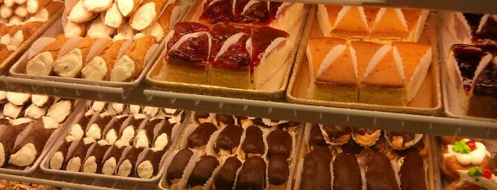 Gian Piero Bakery is one of I want to go to there.