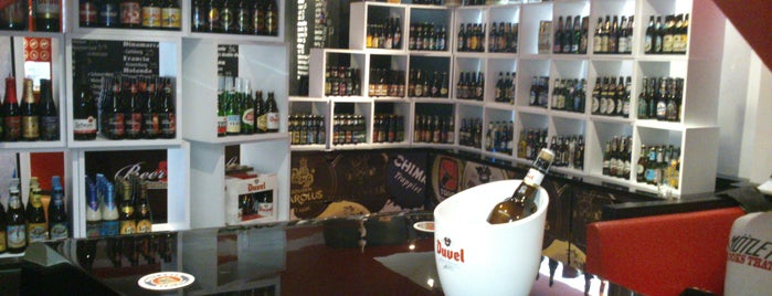 BeerBank Condesa is one of en la roma....