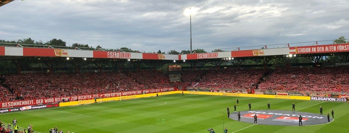 Stadion An der Alten Försterei is one of Selcukさんのお気に入りスポット.