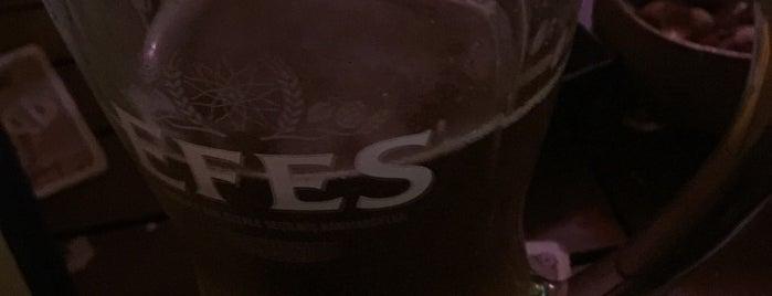 Noche pub is one of Ahmet Sami 님이 좋아한 장소.
