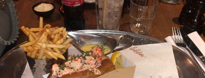 Burger & Lobster is one of London لندن.