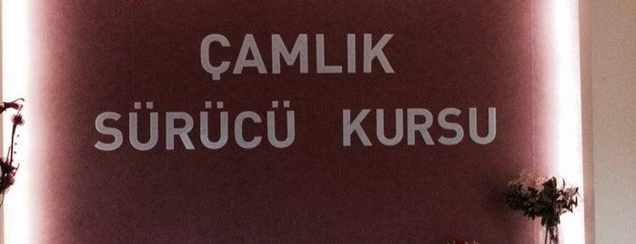 Çekmeköy ÇAmlık sürücü KUrsu is one of ÇALIKUŞU: сохраненные места.