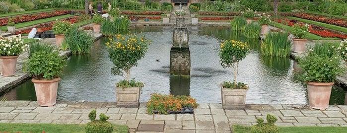 Princess Diana Memorial Garden is one of Kensington List.