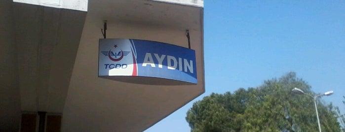 Aydın Garı is one of Posti che sono piaciuti a Çağlar.