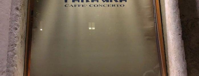 Tanagra Caffè Concerto is one of Lugares favoritos de Halil.