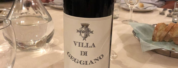 Villa Di Geggiano is one of Chianti Classico Producers.