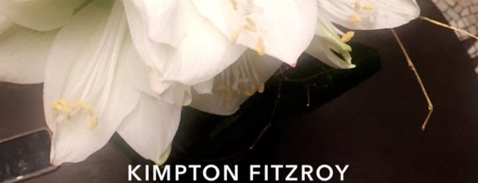 Kimpton Fitzroy London is one of London.